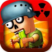 Zombies vs Nora