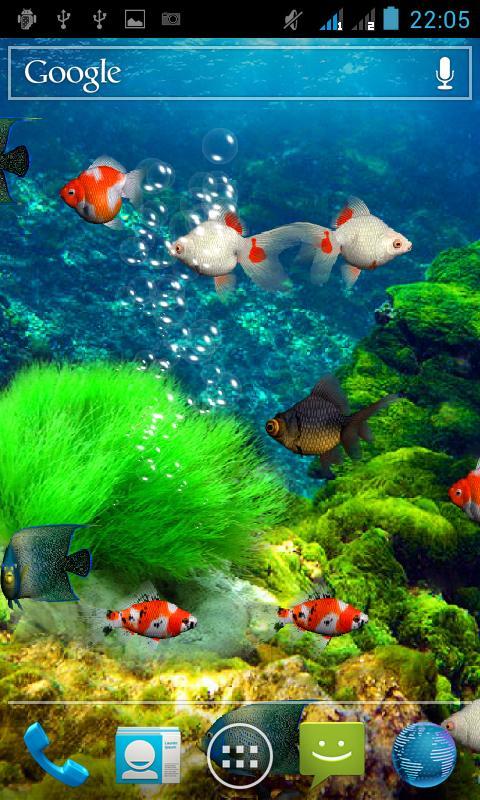 скачать обои аквариум: