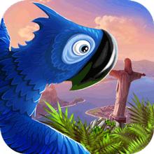 Escape From Rio - Blue Birds