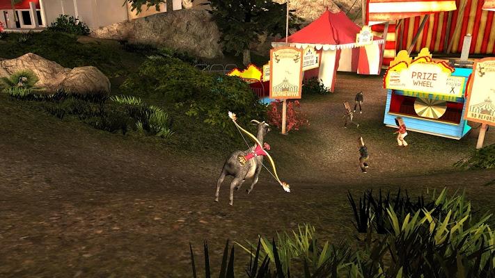 goat simulator apk все открыто