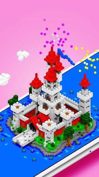 Скачать Color by Number 3D, Voxly - Unicorn Pixel Art на ...